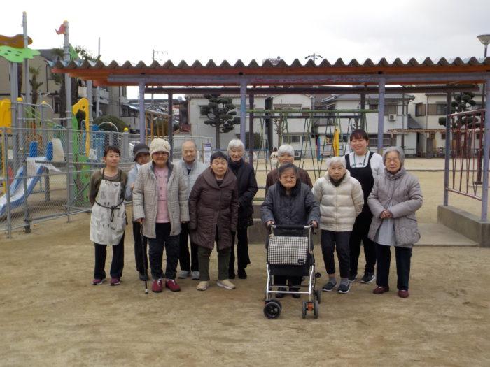 稲田公園散歩