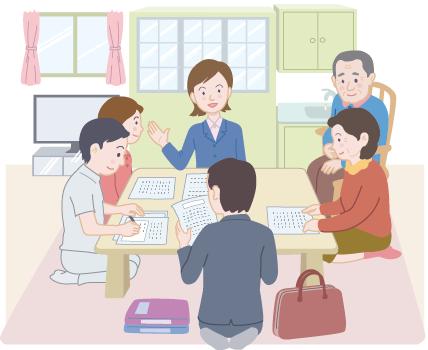 ケアマネジャー研修会