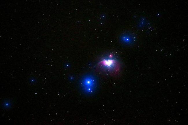 星に願いを認知症の人には笑顔を