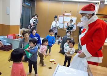 クリスマス会の集い アーバンチャイルド保育園