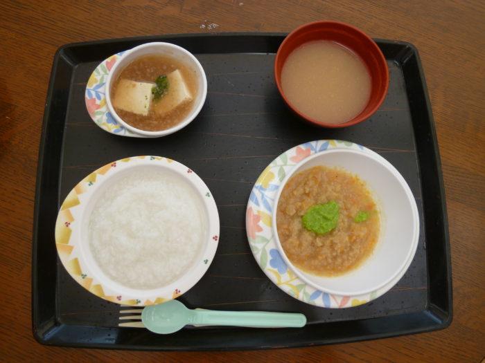 特別養護老人ホームアーバンケア御厨 食事形態 刻み食 自助食器
