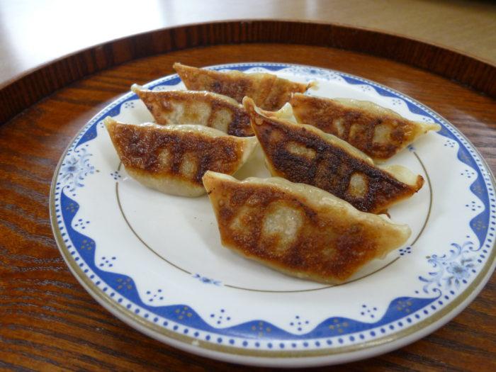 アーバンケア御厨 ホームクッキング 焼きたて餃子 美味しい
