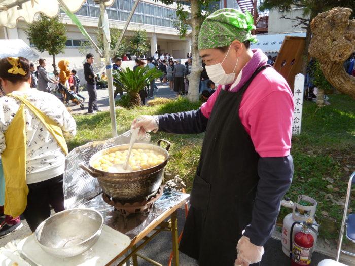 意岐部フィエスタ アーバンケア御厨 由寿会 玉こんにゃく 煮込み 島之内の料理人