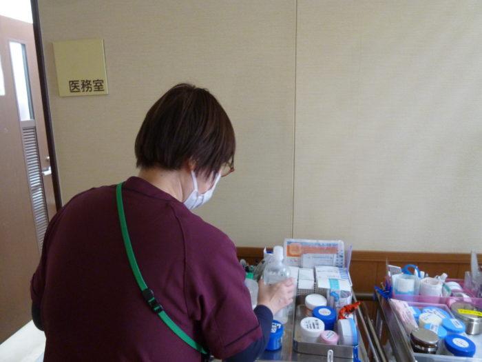 アーバンケア御厨 医務課 看護師 チームワークの良い職場 ナースのお仕事