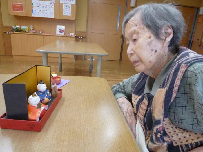 ひな祭り 桃の節句 ちらし寿司 3月の行事食 特別養護老人ホームアーバンケア御厨