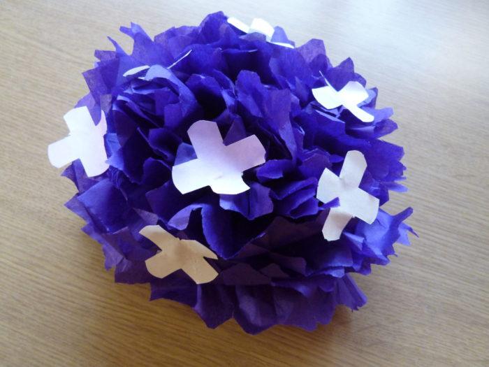バラ・紫陽花