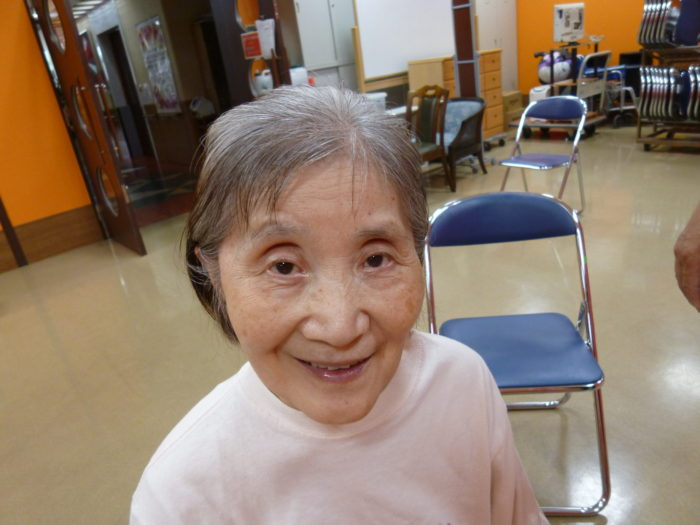 アーバンケア御厨 施設で利用できる散髪 高齢者への対応 久しぶりの散髪