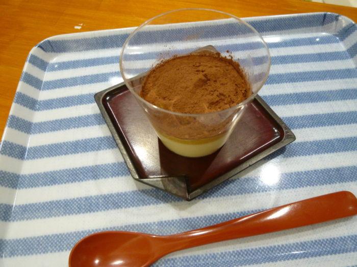 11月 おやつクッキング お芋のムース